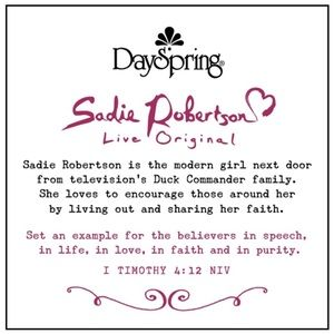 Office - Sadie Robertson Journal